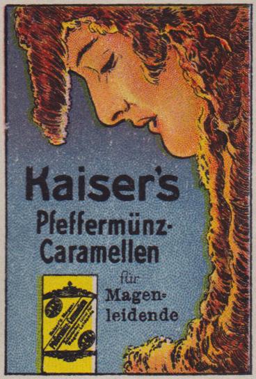KAISER´S Pfefferminz-Caramellen