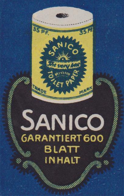 Sanico toiletpaper