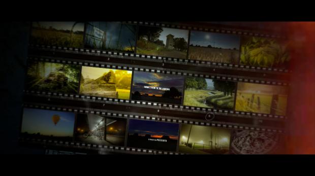 Projekt: View to the lightbox. Template zur individuellen Nutzung eigener Videoprojekte.